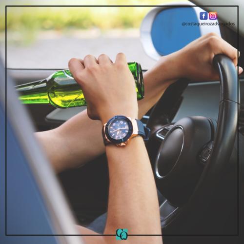 Crime de embriaguez ao volante justifica medida cautelar de recolhimento noturno