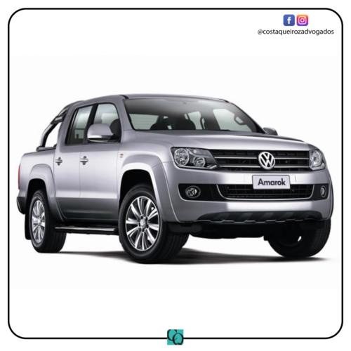 Volkswagen pagará R$ 1,1 bilhão a consumidores que compraram Amarok