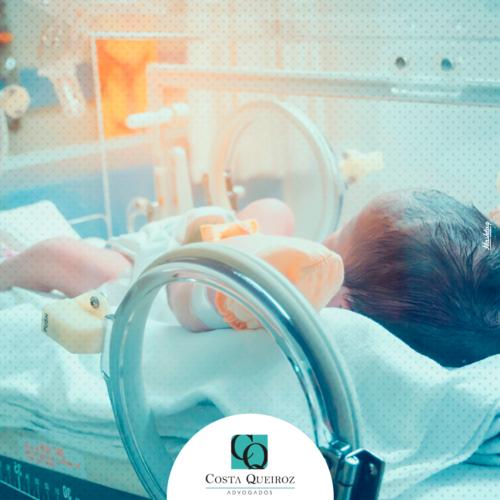 Salário-maternidade é estendido a período de internação de bebê na UTI