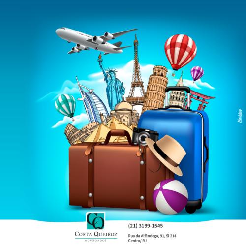 Senado Aprova: passageiros terão direito de despachar 1 mala de até 23 kg sem pagar