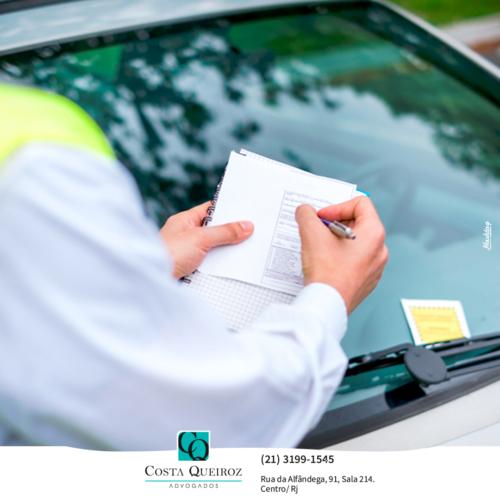Autos de infração são anulados por falta de notificação a motorista