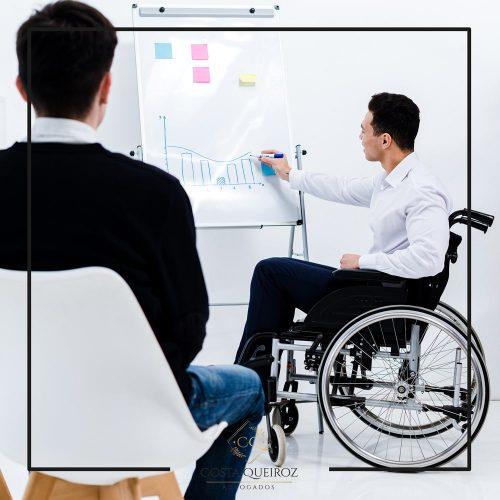 Jornada de trabalho de pessoas com deficiência pode ser reduzida